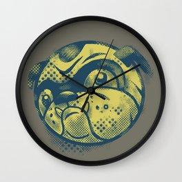 Bandit Wall Clock