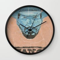 django Wall Clocks featuring Django by kjell