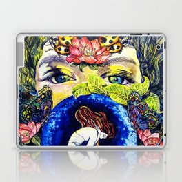 Waking of Insect - Sping 惊蛰 Laptop & iPad Skin