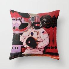 Sonic Explorer Throw Pillow