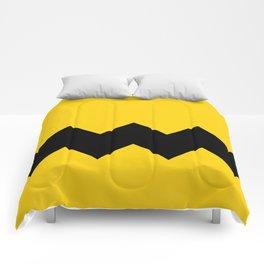 Be Charlie Brown Comforters