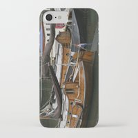 boats iPhone & iPod Cases featuring Boats by constarlation