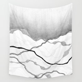 Mountainscape 6 Wall Tapestry