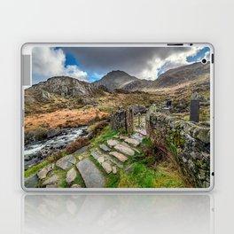 Gate to Snowdonia Laptop & iPad Skin