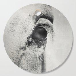 HorSe (V2 grey) Cutting Board