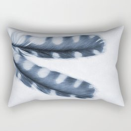 Soft Two Rectangular Pillow