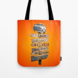 Pura Vida - Desire of summer holidays Tote Bag