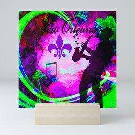 NEW ORLEANS Mini Art Print