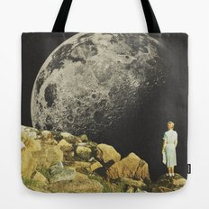 Mount Moon Tote Bag