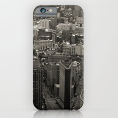 Old Downtown Slim Case iPhone 6