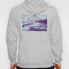 The Elements Geometric Nature Element of Water Hoody