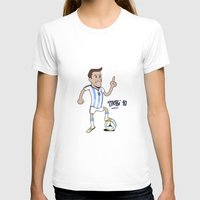 messi T-shirts featuring Lio Messi by 6312man