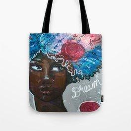 Dream Up Girl Tote Bag
