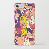 bill iPhone & iPod Cases featuring Kill Bill by Ale Giorgini