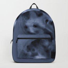 Inner Hell Broke Loose - Blue Damned Souls Backpack