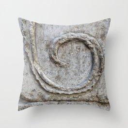 015 Throw Pillow