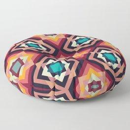 Geometrie Floor Pillow
