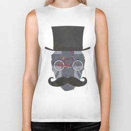 Bicycle Head Biker Tank
