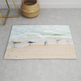 Beach Birds Rug