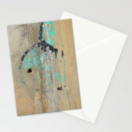 Revealing Blue Stationery Cards