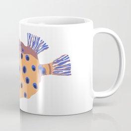 Box Fish Coffee Mug