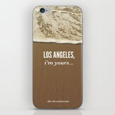 Los Angeles, I'm Yours iPhone & iPod Skin