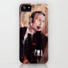 Fun times - blood iPhone Case