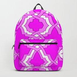 Grille No. 1 -- Violet Backpack