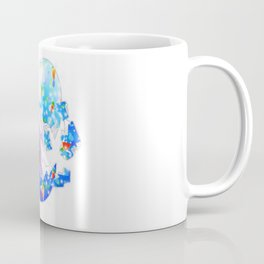 'You Cracked the Egg' Series - Easter Angelic Bunny Coffee Mug