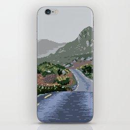 Gap of Dunloe, Ireland iPhone Skin