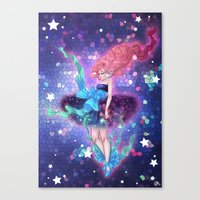 prism Canvas Prints featuring Prism by Roots-Love