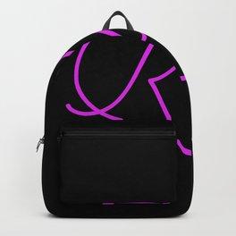 Kate Girl Name Backpack