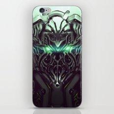 Mask of Damnation iPhone & iPod Skin