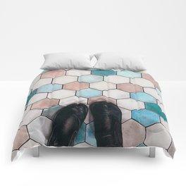 Art Beneath Our Feet - Haarlem Comforters