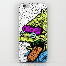 ABE GRIMMSON.  (THE GRIMMSONS). iPhone & iPod Skin