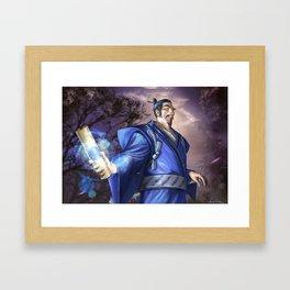 Yasuki Hora Framed Art Print