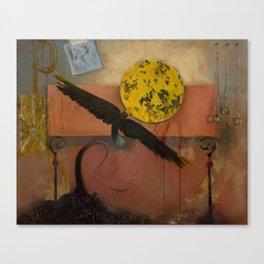 Christophany Canvas Print