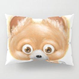 Super cute baby fox kawaii perfect for all animal lovers! Pillow Sham