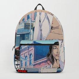 Stylish Girl Backpack