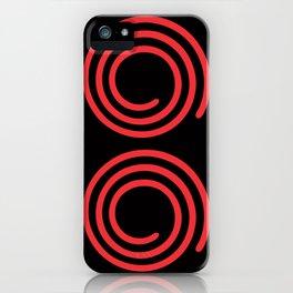 Hob iPhone Case