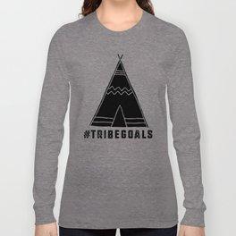 Tribe Goals Long Sleeve T-shirt