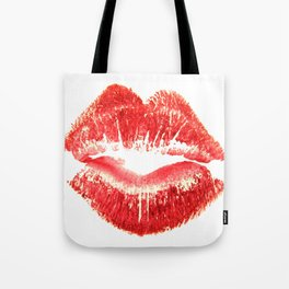 Gentle Kiss Goodnight Tote Bag