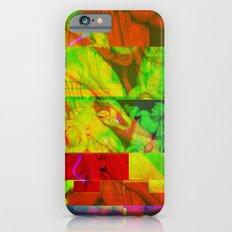 Poseidon Glitch 01 iPhone 6s Slim Case
