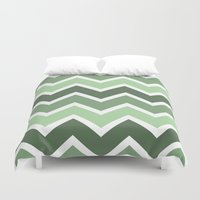 grass Duvet Covers featuring Grass by whiteknights