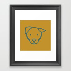 Porter Framed Art Print