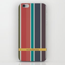 Cooling Summer iPhone Skin