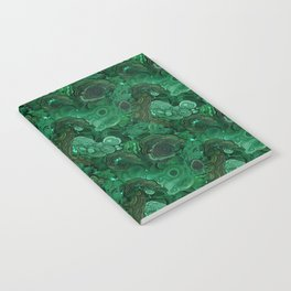 malachite Notebook