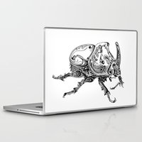 beetle Laptop & iPad Skins featuring Beetle by Conor McAllister