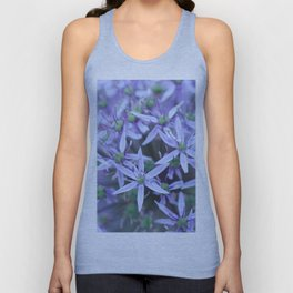 Allium Globemaster Blossoms Close-up #1 #decor #art #society6 Unisex Tank Top