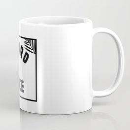 Be Nice & Try Hard Coffee Mug